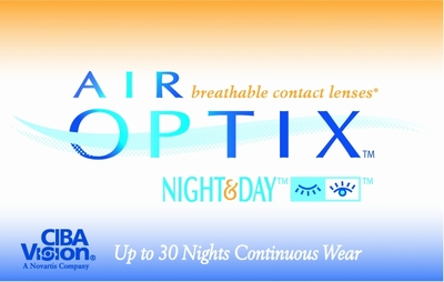 Contactlenzen Air Optix Night & Day, 3-pack