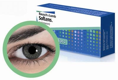 Contactlenzen SofLens Natural Colors Amazon 2 pack