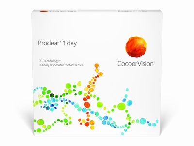 Daglenzen Proclear 1 Day 90 pack
