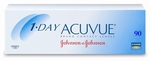 Contactlenzen 1 Day ACUVUE, 90 pack